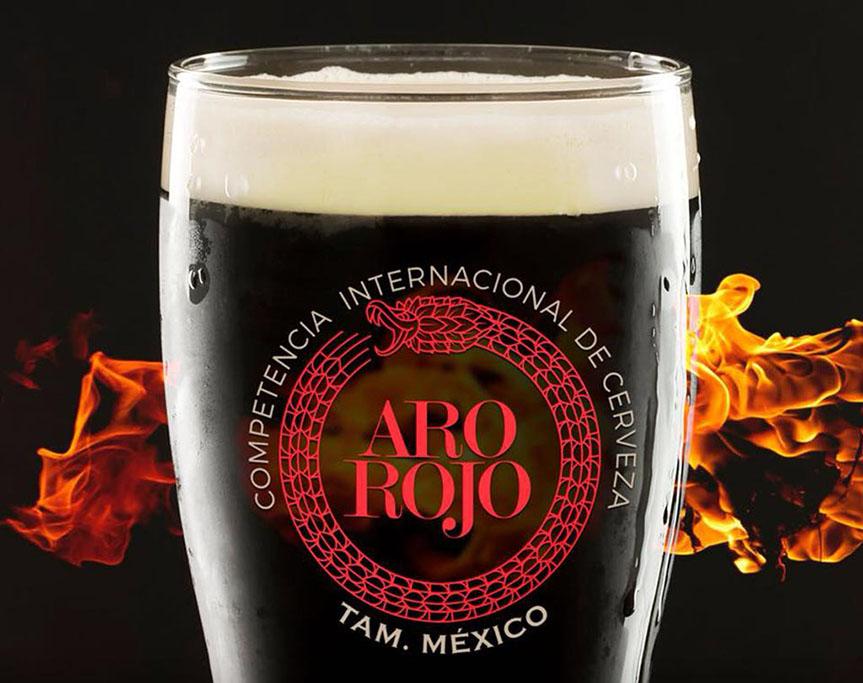 Primeira edição do Aro Rojo teve mais de 600 cervejas inscritas, vindas de 10 países (Foto: Divulgação)
