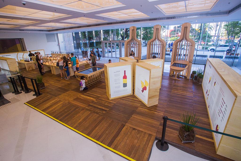 Projeto é composto de exposição e programação com workshops e degustações (Foto: Divulgação)