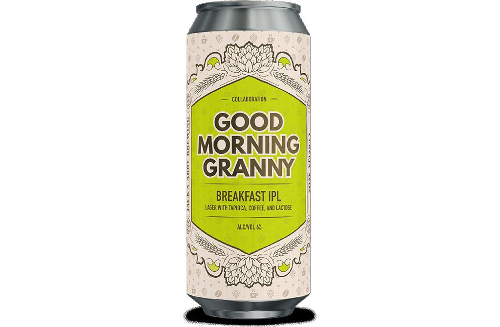"""A Good Morning Granny (""""Bom dia, Vovó"""") é feita com tapioca, café e lactose (Foto: Divulgação)"""