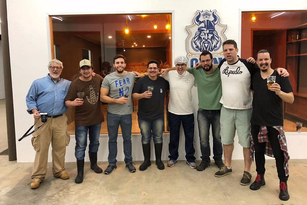 Masterbrew é um avançado do Instituto da Cerveja Brasil (Foto: Divulgação)