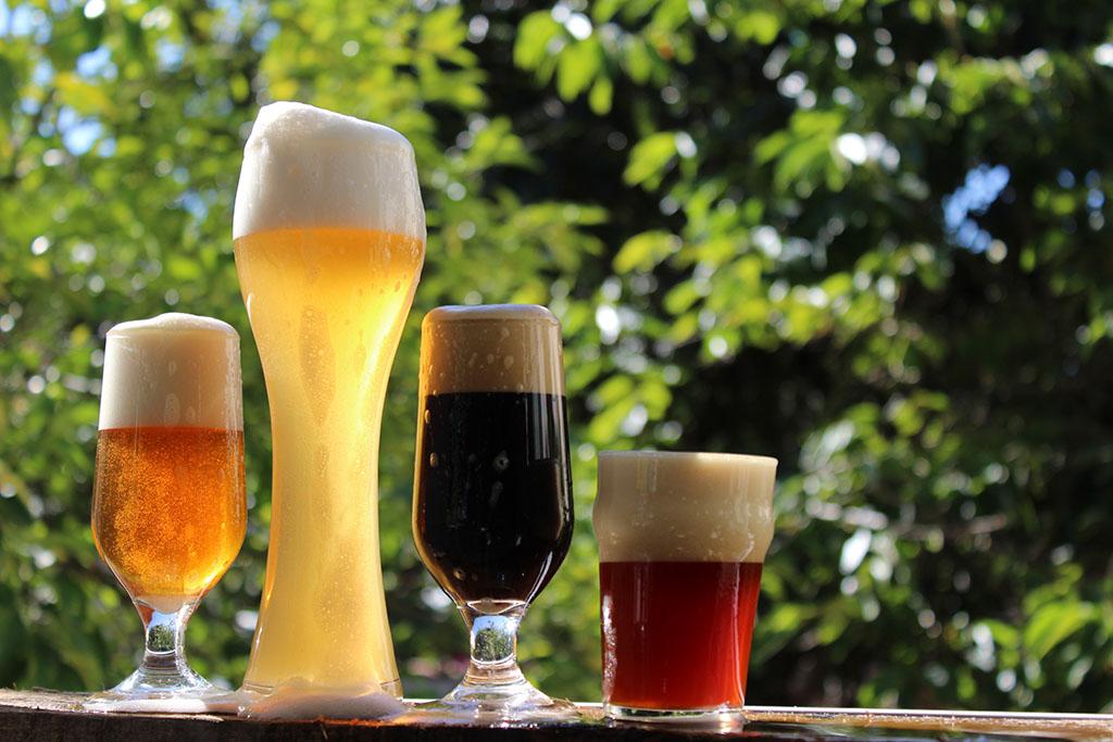 Curso da Escola da Cerveja tem 136 de duração, incluindo brassagem coletiva (Foto: Divulgação)
