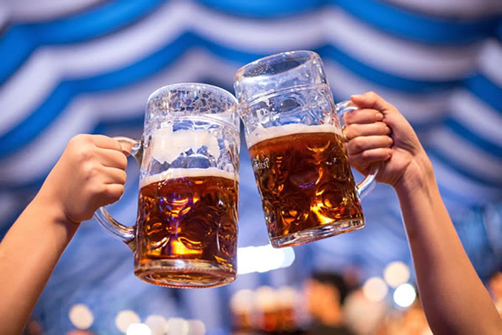 São mais de 70 opções de cerveja na Oktoberfest paulistana (Foto: Felipe Panfili/Divulgação)