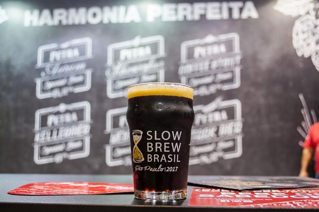 O Slow Brew Brasil se consagrou como um dos principais eventos do calendário cevejeiro (Foto: Divulgação)