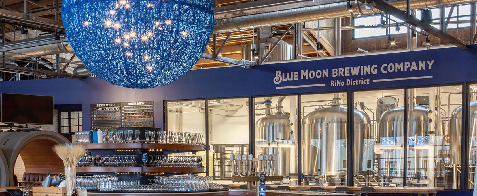 A Blue Moon Brewing Company (Foto: Divulgação)