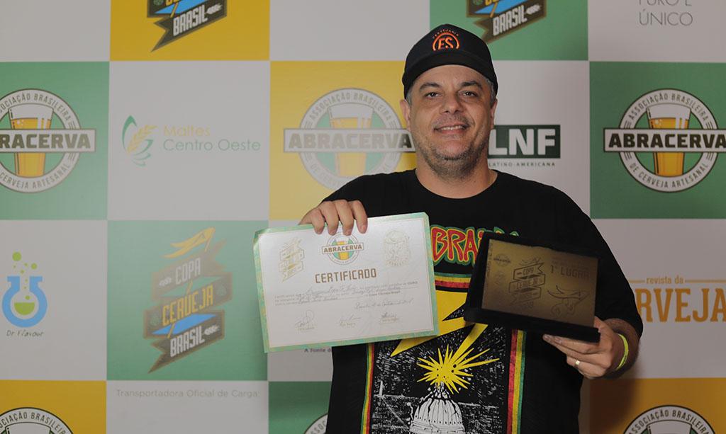 Rauchbier da Espírito Santo foi a grande vencedora do Best of Show (Foto: Bruno Dupon/Divulgação)