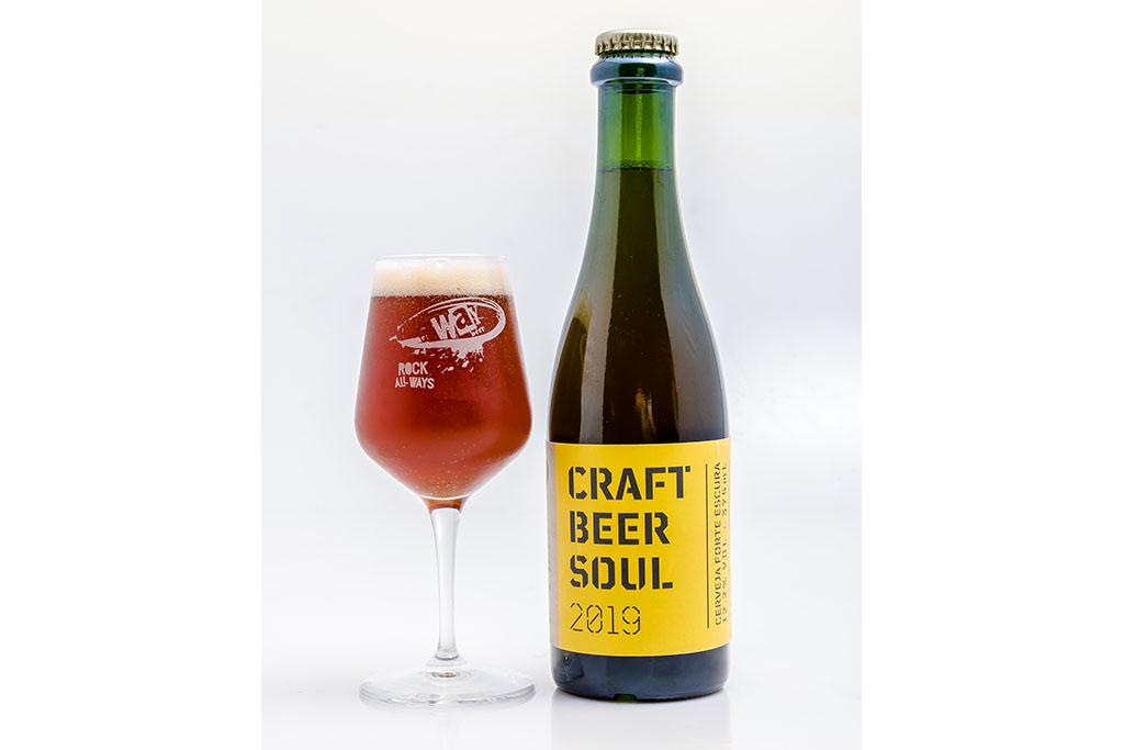 Apesar de mais de 12% de teor alcoólico, é uma cerveja leve (Foto: Divulgação)