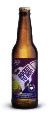 Lohn Bier Hop Head Rocket to Hop (Foto: Divulgação)
