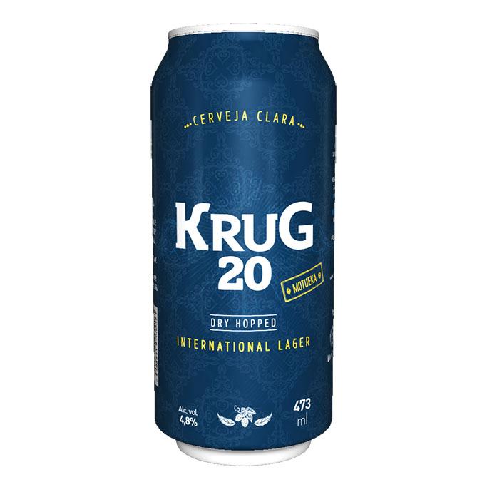 A Krug 20 é um rótulo comemorativo (Foto: Divulgação)