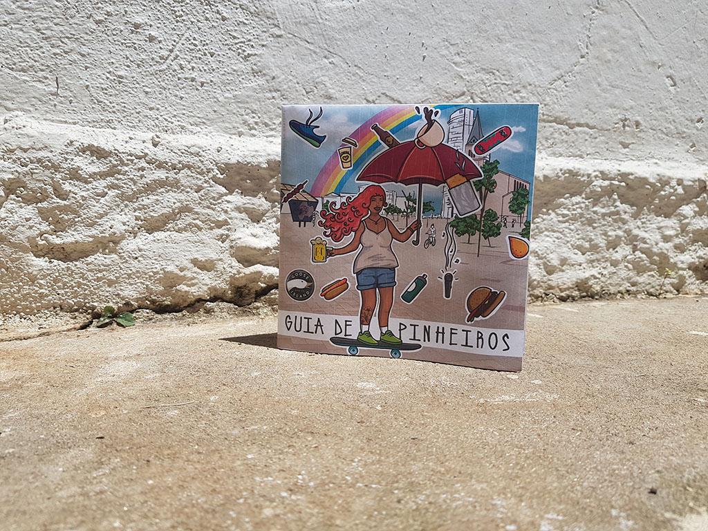 Guia de Pinheiros by Goose Island foi produzido em parceria com o Formiga-me (Foto: Divulgação)