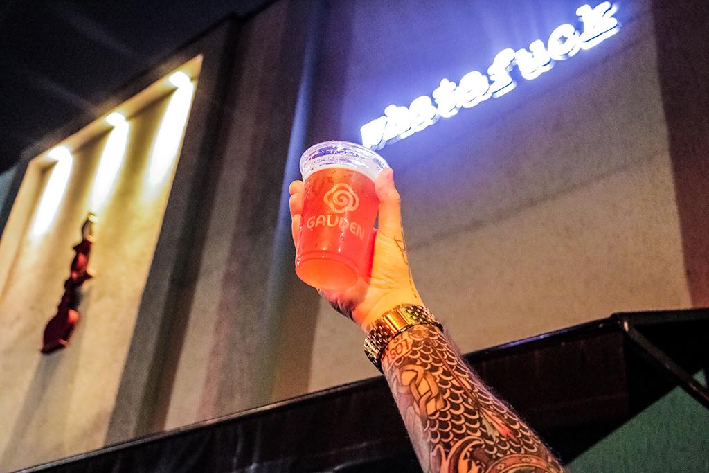 A cerveja é preparada com um blend de lúpulos americanos, que constituem mais de 1g por litro da bebida (Foto: Divulgação)