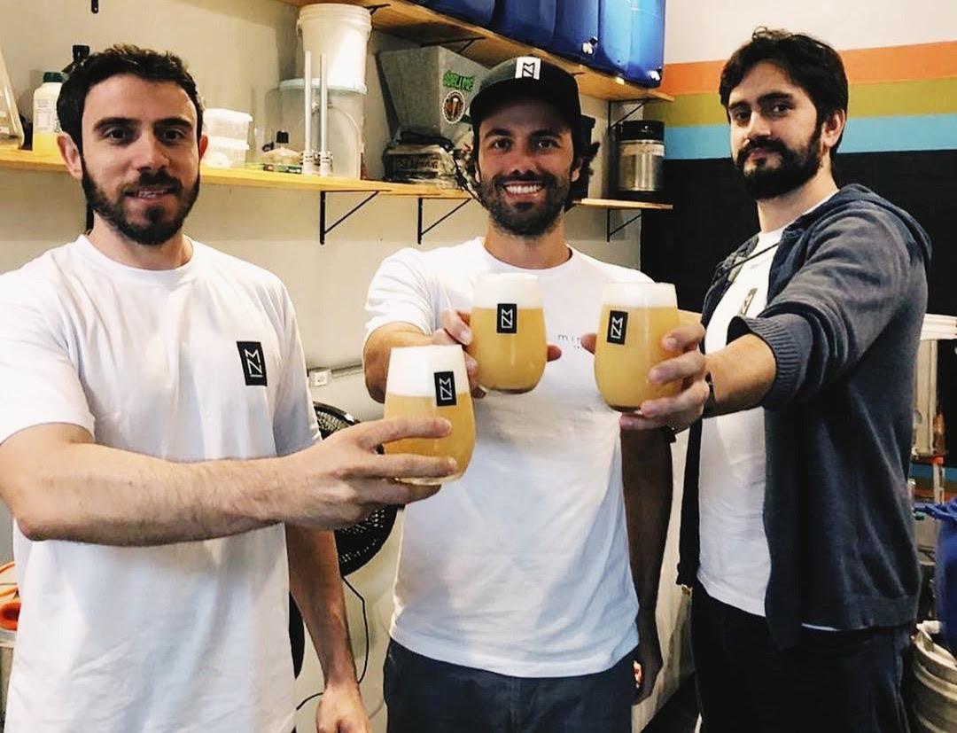 À frente da Minimal, Diego Steola, Jorge do Val e Jayro Pinto Neto (Foto: Divulgação)