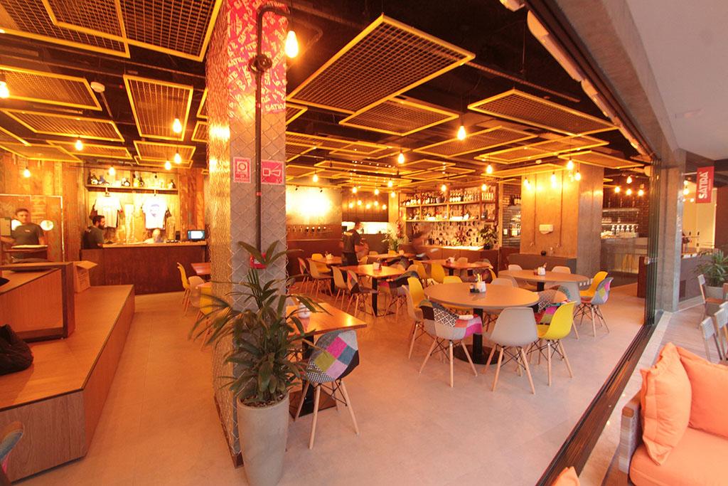 Bar fica no limite entre Nova Lima e Belo Horizonte, um polo cervejeiro (Foto: Olhar Fotográfico Bruno/Divulgação)