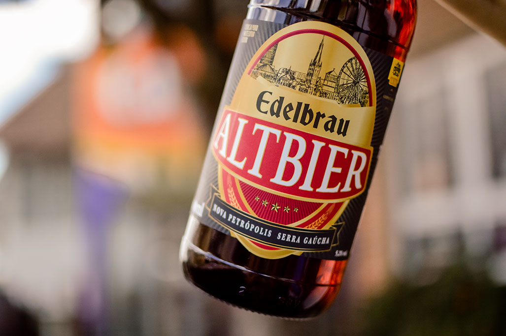 Lançada como número #1 da linha limitada Bierlab, a Altbier foi uma das revelações no concurso (Foto: Divulgação)