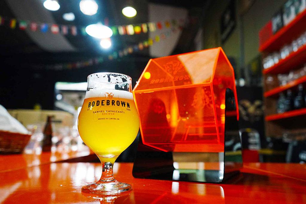 Cervejaria de Curitiba (PR) prepara sorteios de brindes (Foto: Divulgação)