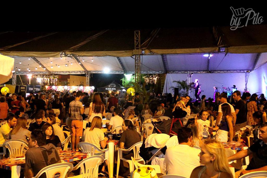 Festival reúne quatro cervejarias que construíram a reputação artesanal da região catarinense (Foto: Pilo/Divulgação)
