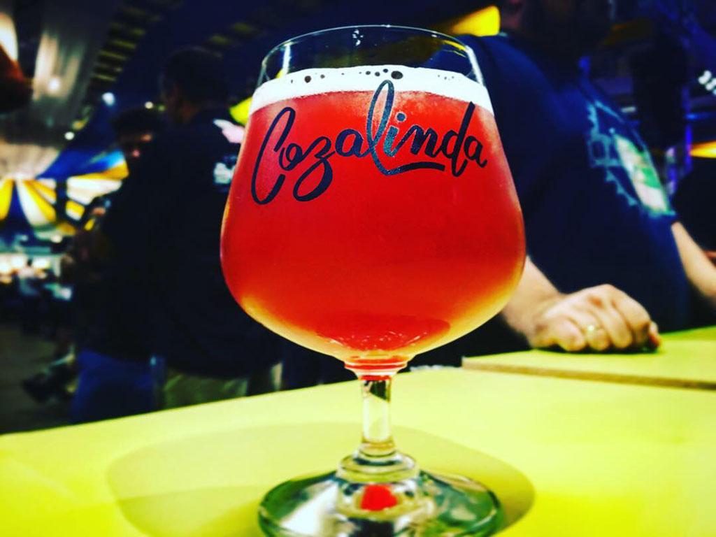 Cervejas ácidas são a especialidade da Cozalinda (Foto: Divulgação)