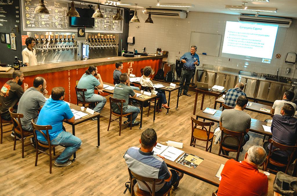Curso foi criado pela Beer Business (Foto: Divulgacão)