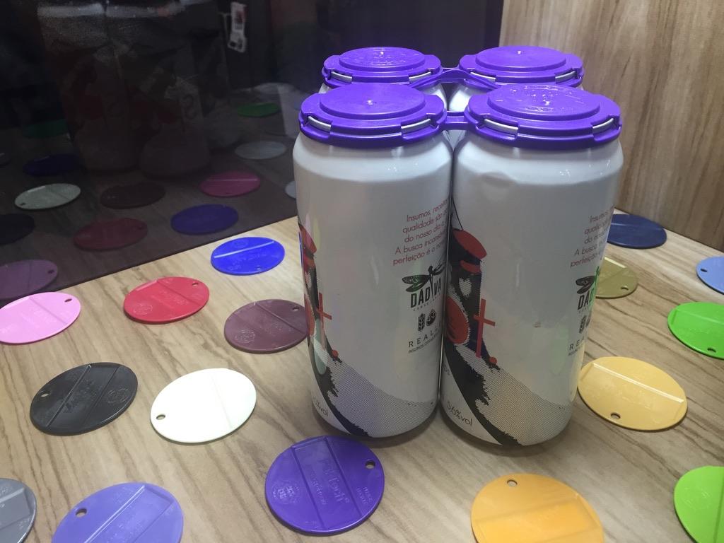 O produto já é popularizado no mercado americano, também é utilizado na Europa, e agora a empresa introduz nos mercados brasileiro e argentino (Foto: Beer Art)