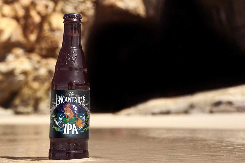 Cerveja leve, refrescante e seca foi criada para homenagear ilha turística (Foto: Divulgação)