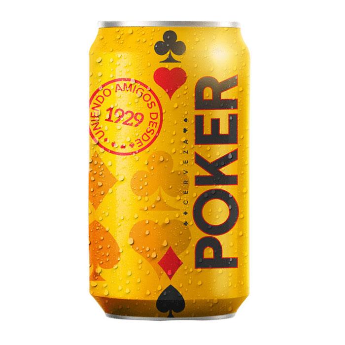 A colombiana Poker está desde 1929 no mercado (Foto: Divulgação)