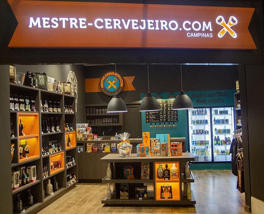 Loja oferece mais de 150 opções de cerveja, entre nacionais e importadas (Foto: Divulgação)