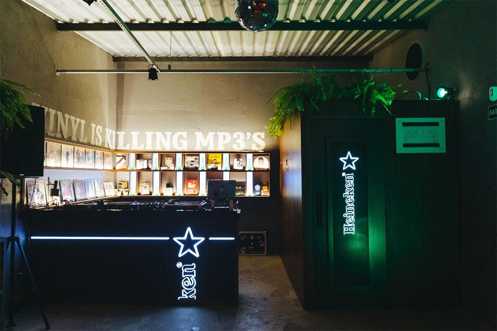 Local na capital paulista vai receber eventos especiais da Heineken (Foto: Vitor Cohen/Divulgação)