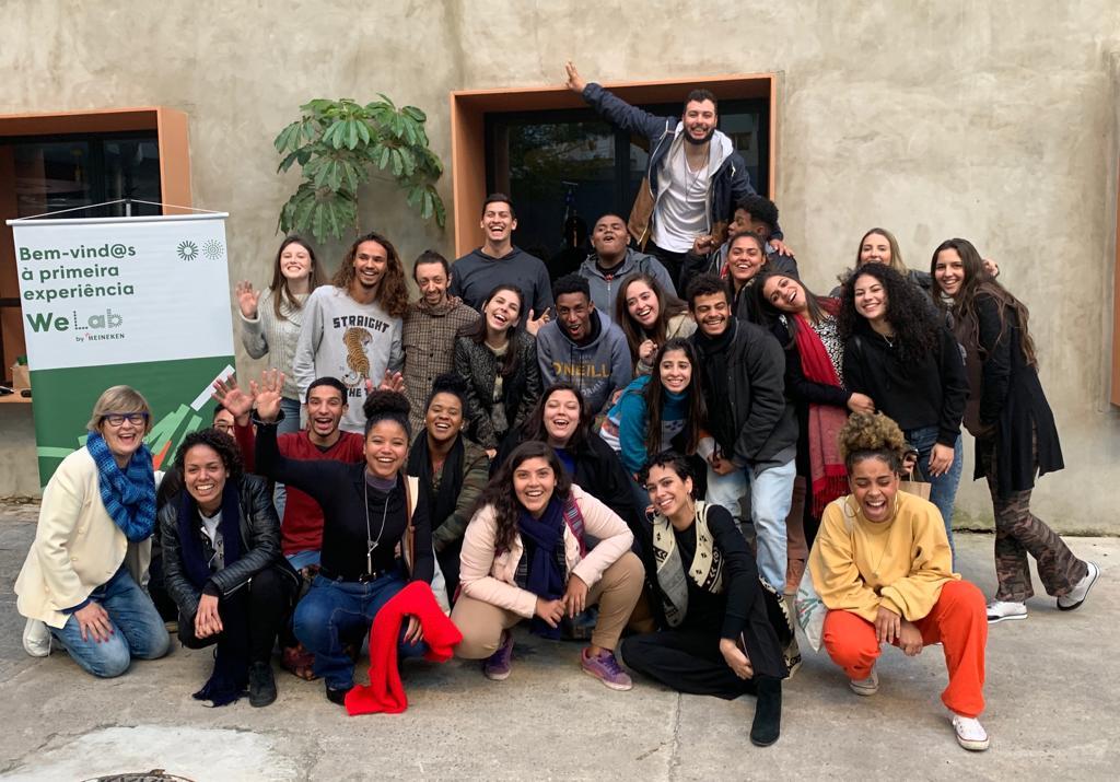 Grupo em São Paulo participa do projeto piloto (Foto: Divulgação)