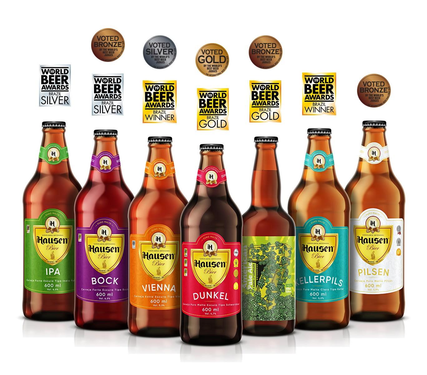 Cervejaria independente do interior paulista se destacou na mesma semana no International Beer Awards e no World Beer Awards (Foto: Divulgação)