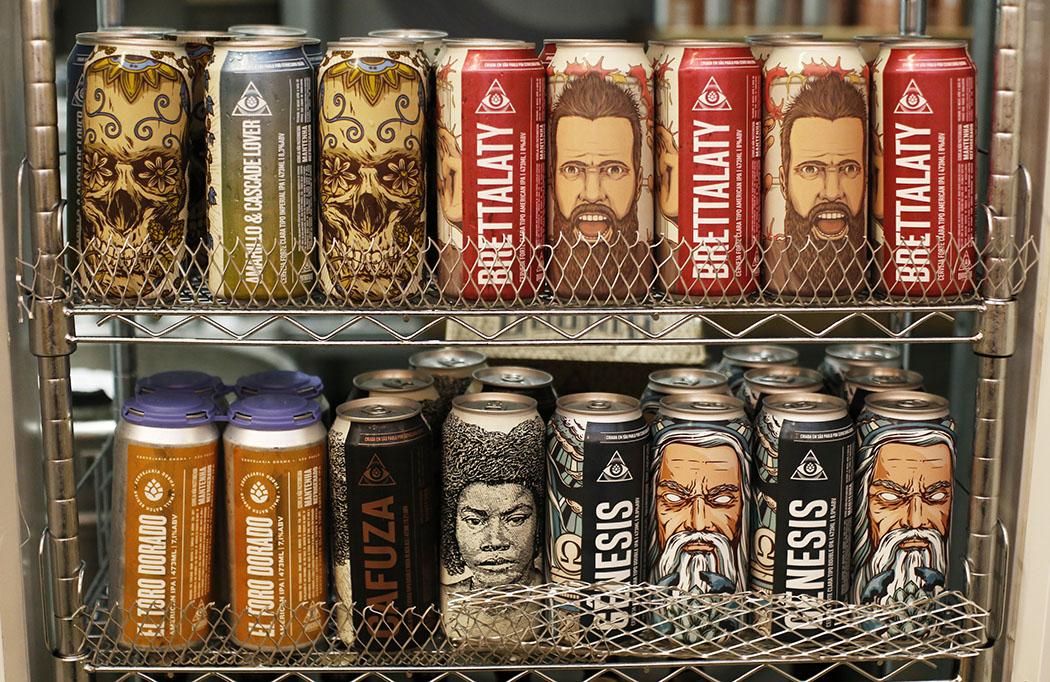 Fundada em 2015, a partir da fusão de três cervejarias, a Dogma se caracteriza pela criatividade das receitas.(Foto: Divulgação)