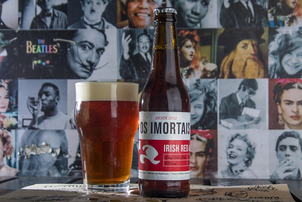 Na versão chope, a Red é oferecida nas torneiras do bar há seis anos (Foto: Edge Sant'Anna/Divulgação)