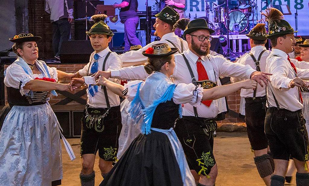 O evento comemora os 190 anos da presença alemã no Estado do Paraná (Foto: Divulgação)