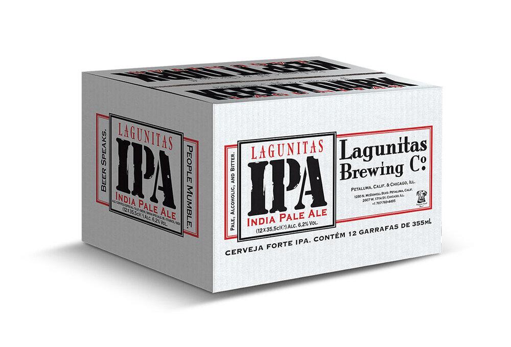 A IPA é uma das mais celebradas cervejas da marca norte-americanas (Foto: Divulgação)