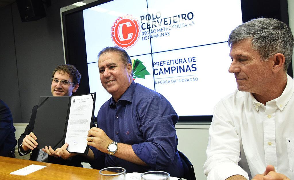 Decreto atende a pedido do Polo Cervejeiro da Região Metropolitana de Campinas (RMC), que congrega 18 cervejarias (Foto: Carlos Bassan/Divulgação)