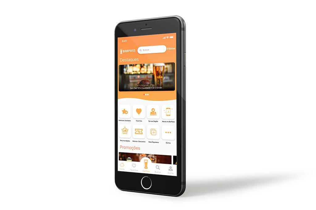 Restaurantes, bares, cafés, hamburguerias, baladas e afins são cadastrados no aplicativo (Foto: Divulgação)