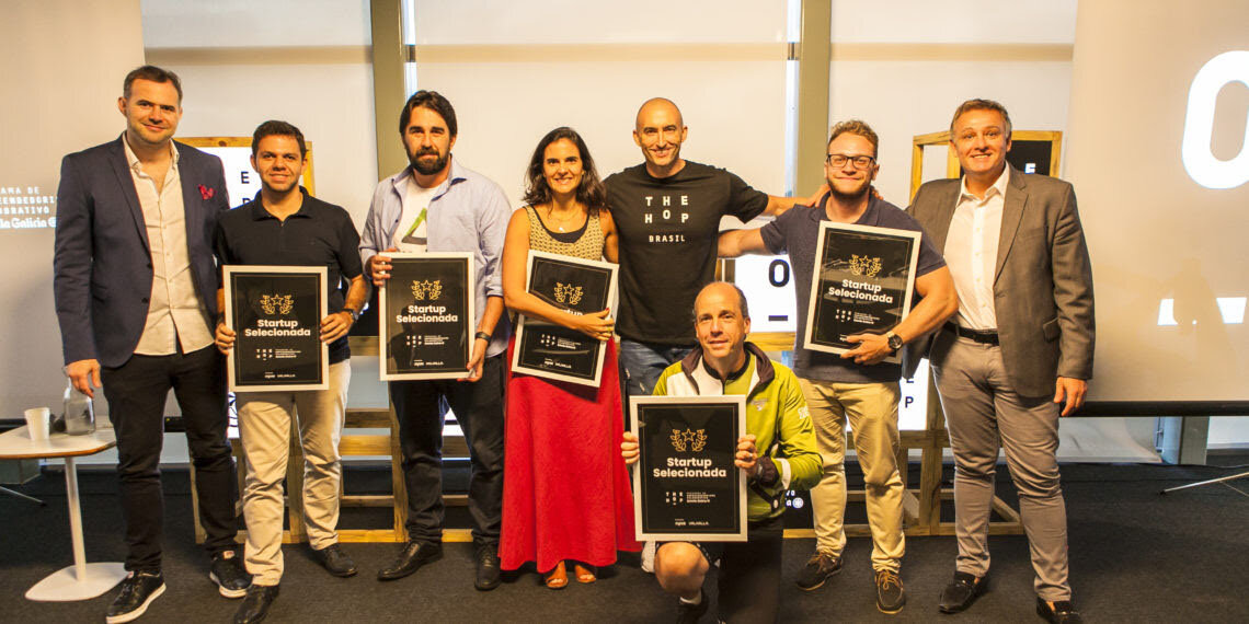 Programa de empreendedorismo colaborativo com intercâmbio na Espanha selecionou cinco startups (Foto: Divulgação)
