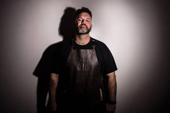 O chef Jimmy Ogro é um dos idealizadores do projeto (Foto: Divulgação)