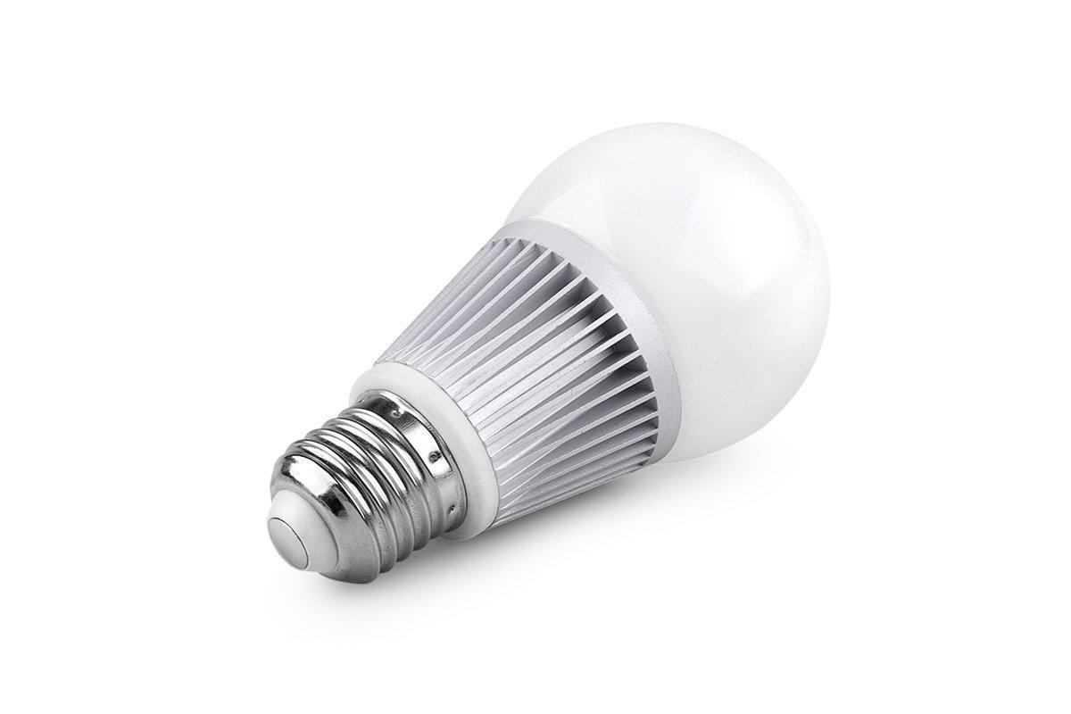 7 watt Sunthin bulb draws about 450 milliamps.