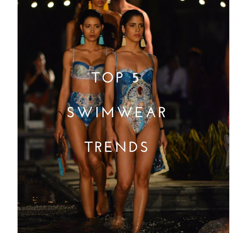 top 5 swimwear trends