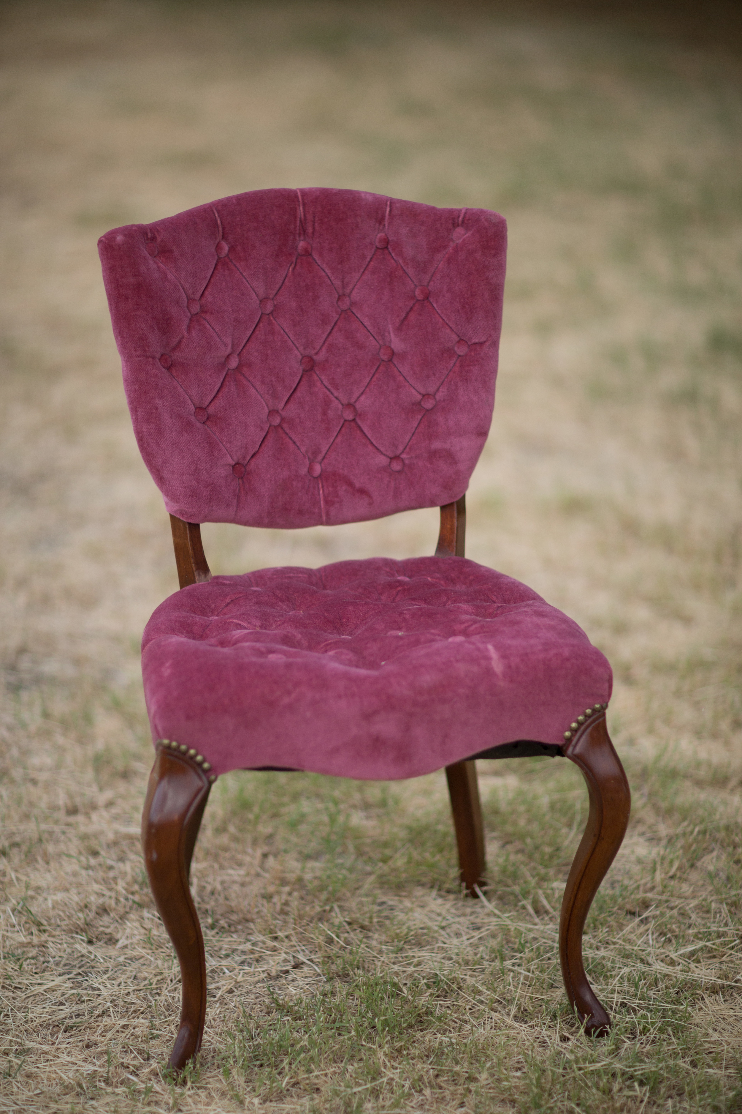Eleanor Tufted Chair
