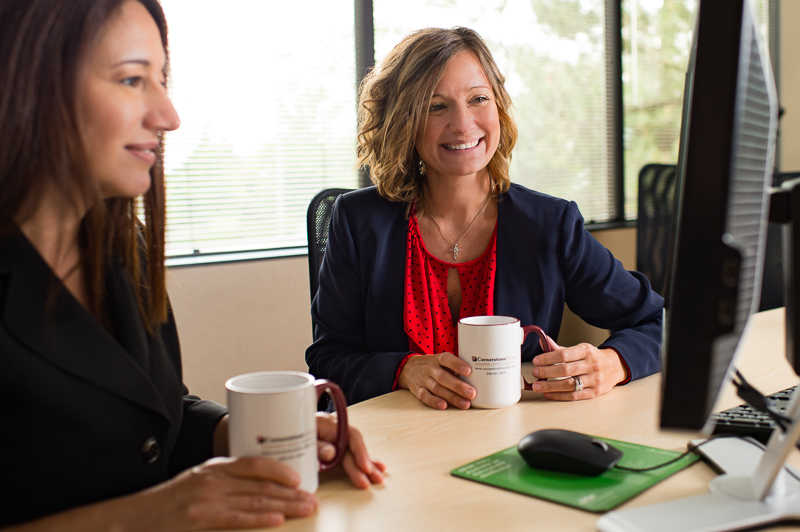 Show what's it like to work in your organization. Stock photos just can't do it.