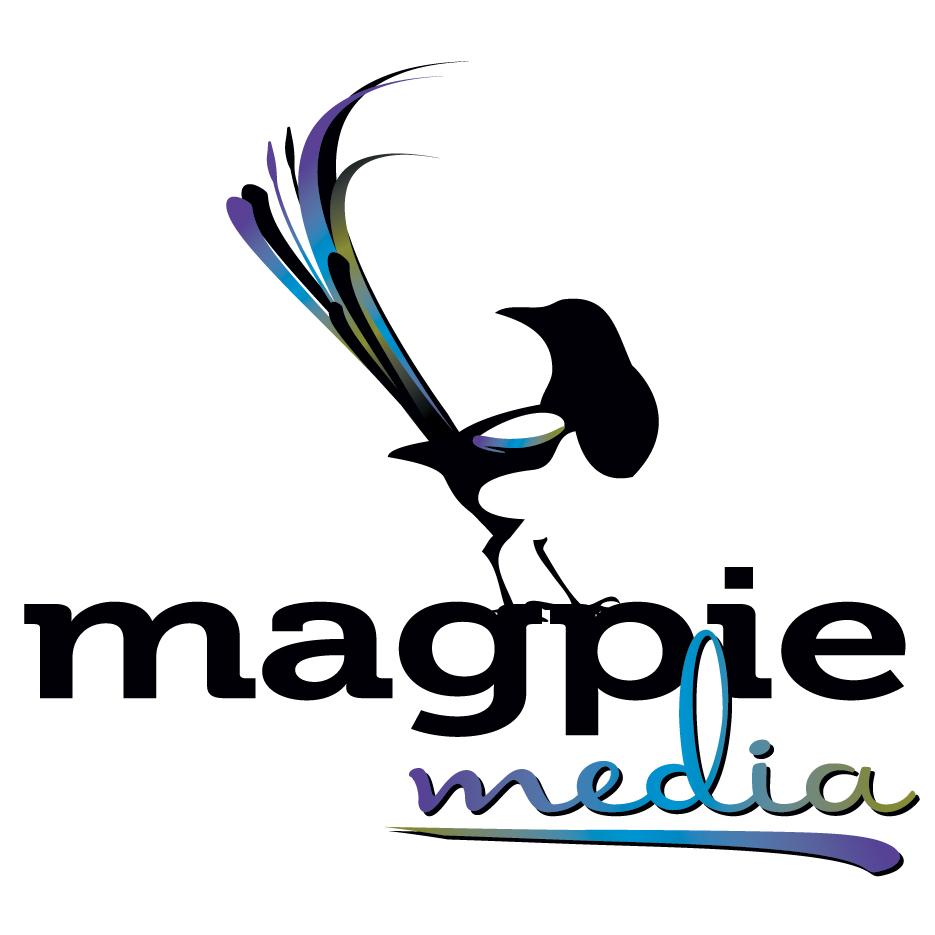 magpie media logo