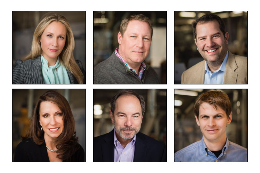 Detroit Executive Headshot Photography