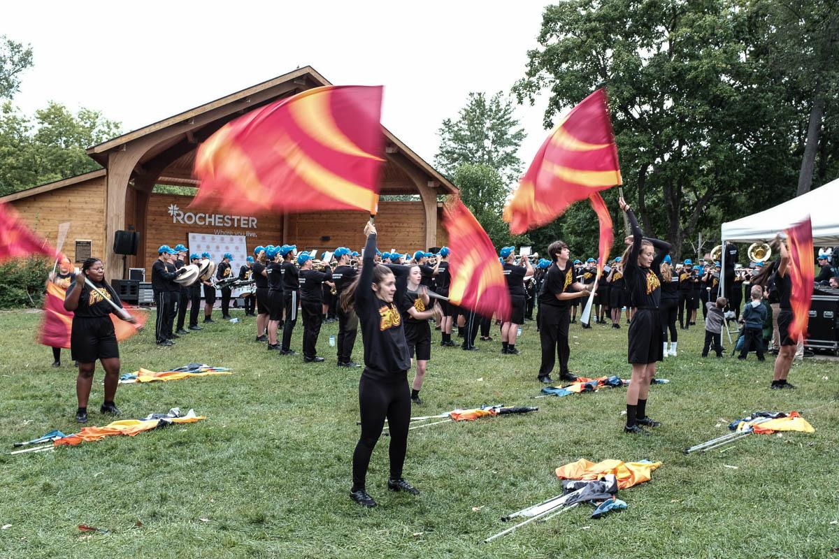 Rochester High School Marching Band.jpg