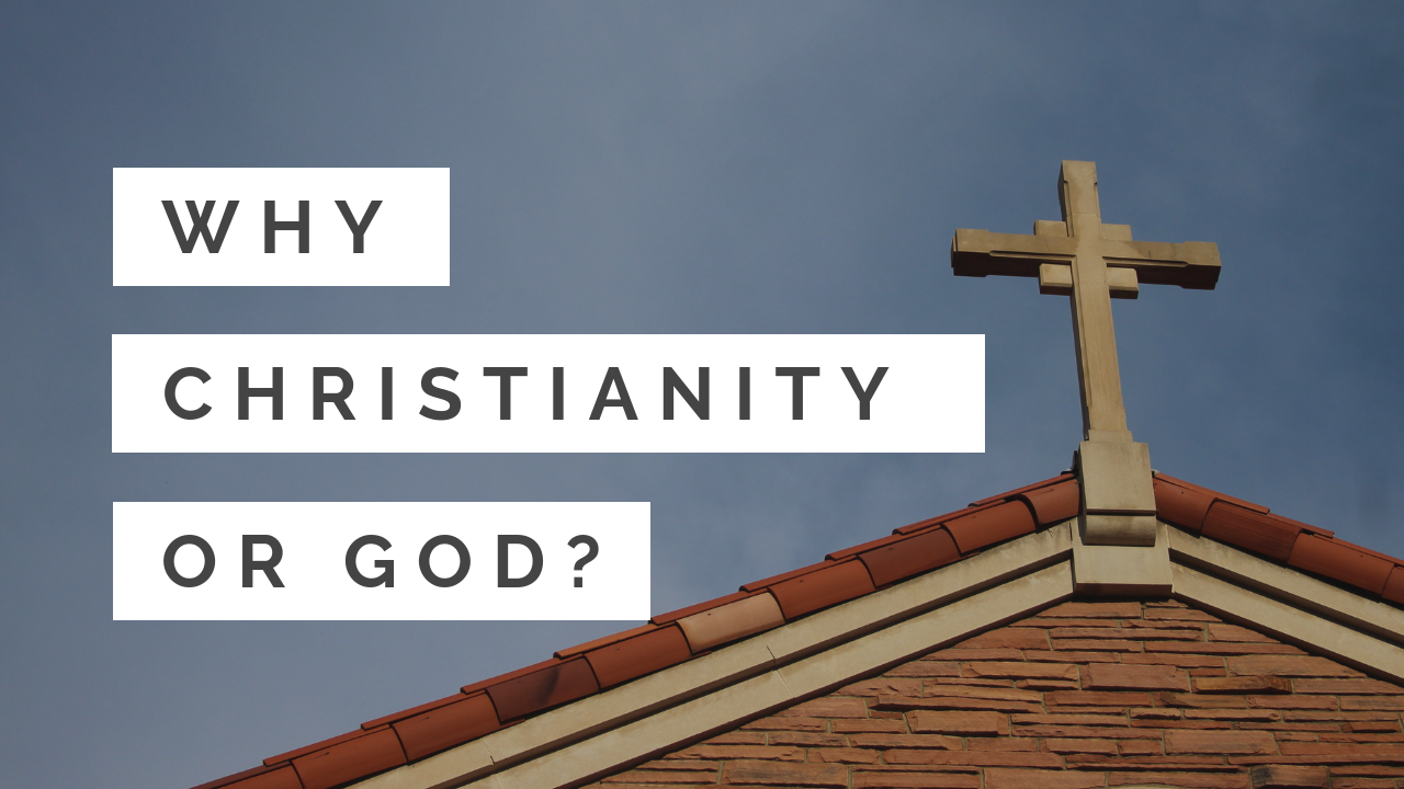 If God does not exist, then all pursuit ofthe transcendent is meaningless. How can we reasonably come to a belief in God? If God does exist, what religion? This classes builds our confidence in God's existence as well proposes Christianity is the most reasonably next step no our quest to finding God.