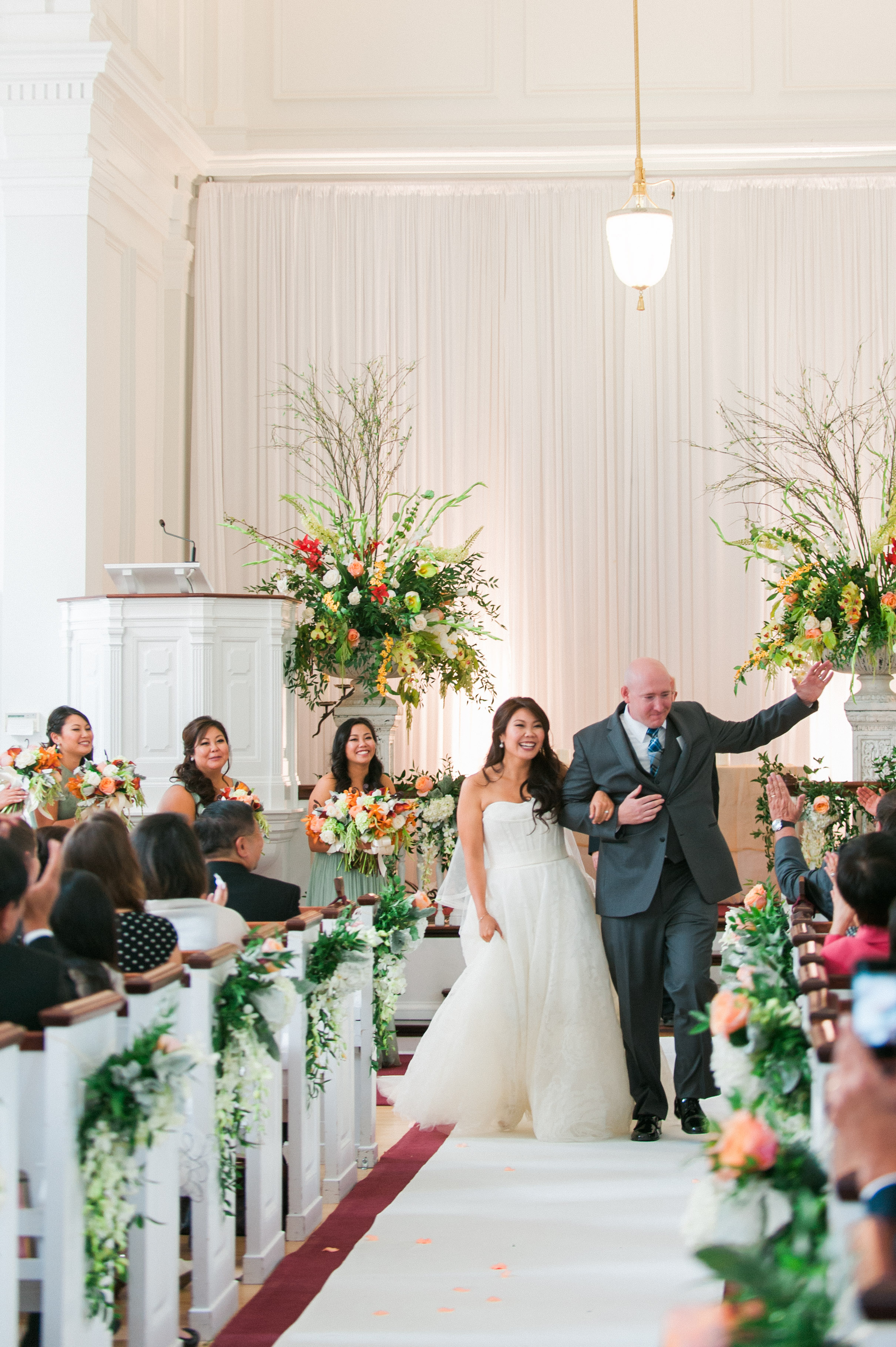 Omaha Church Wedding