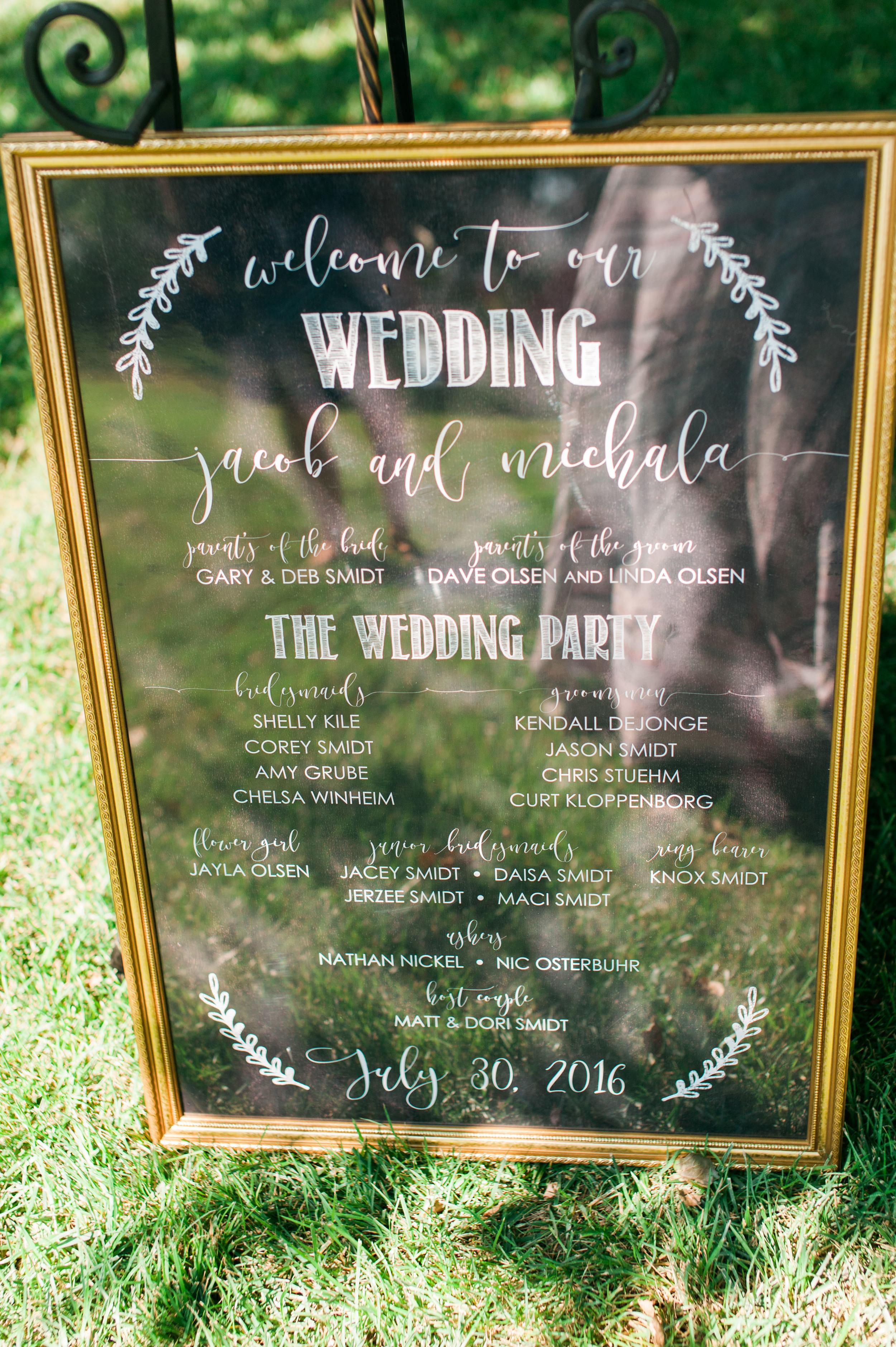 burchell's farm house wedding minden ne