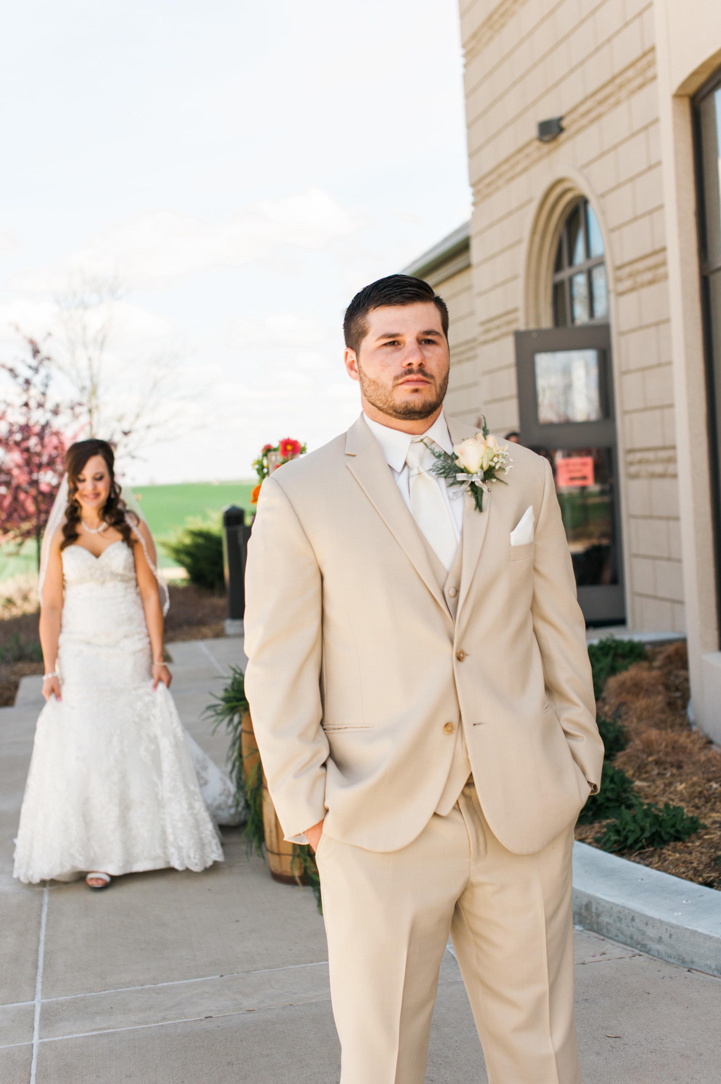 kearney wedding photographer prince of peace wedding