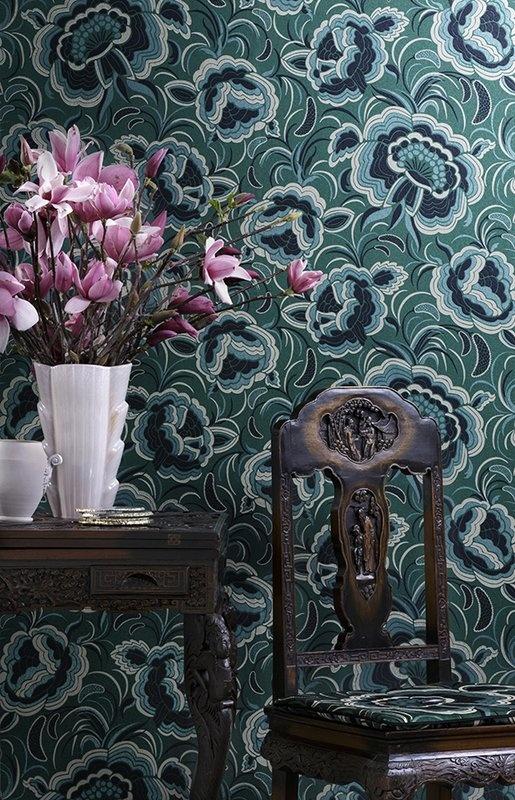 Splendour Fabric and Wallpaper