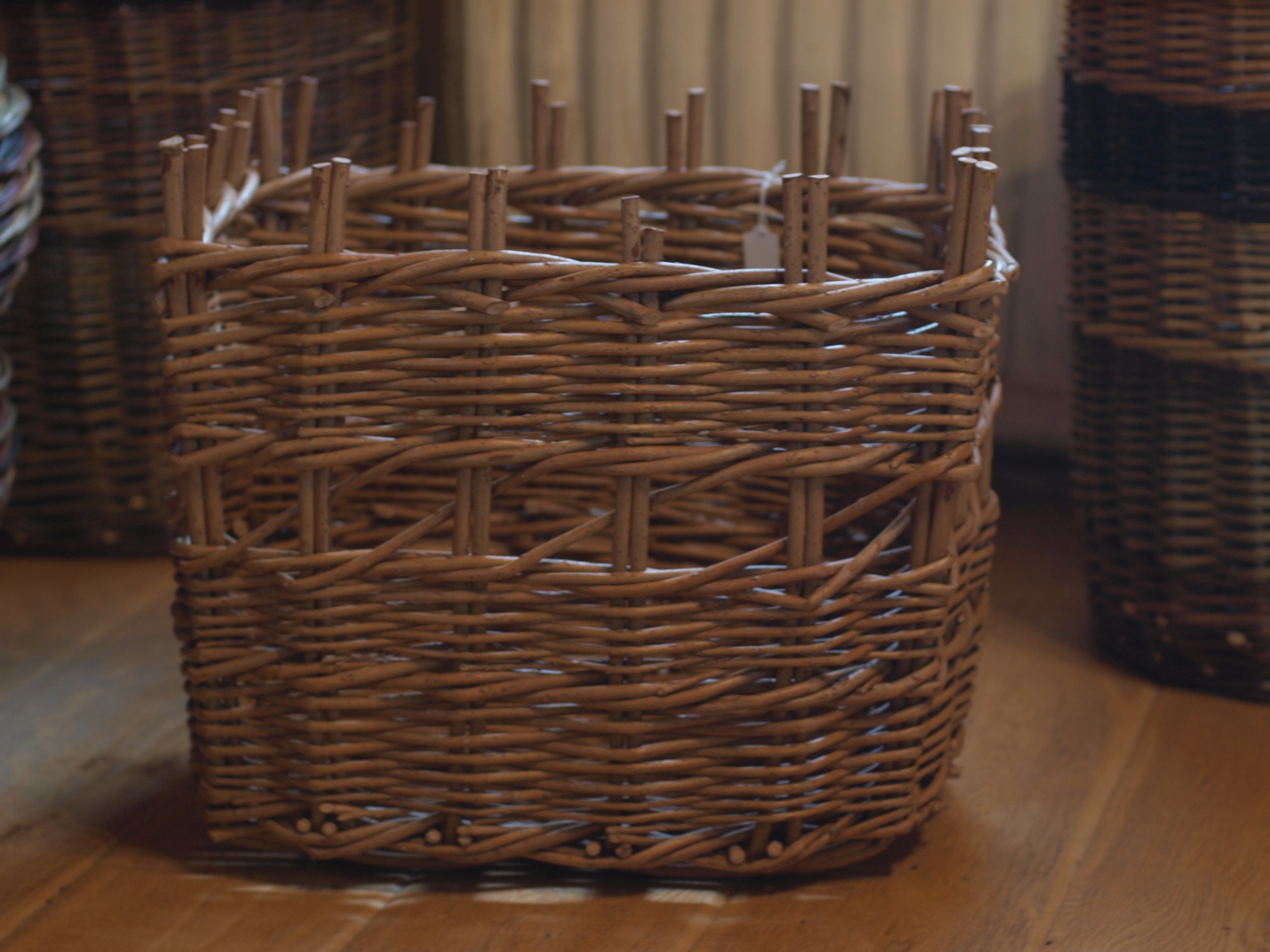 The Creel, Traditional Irish Basket