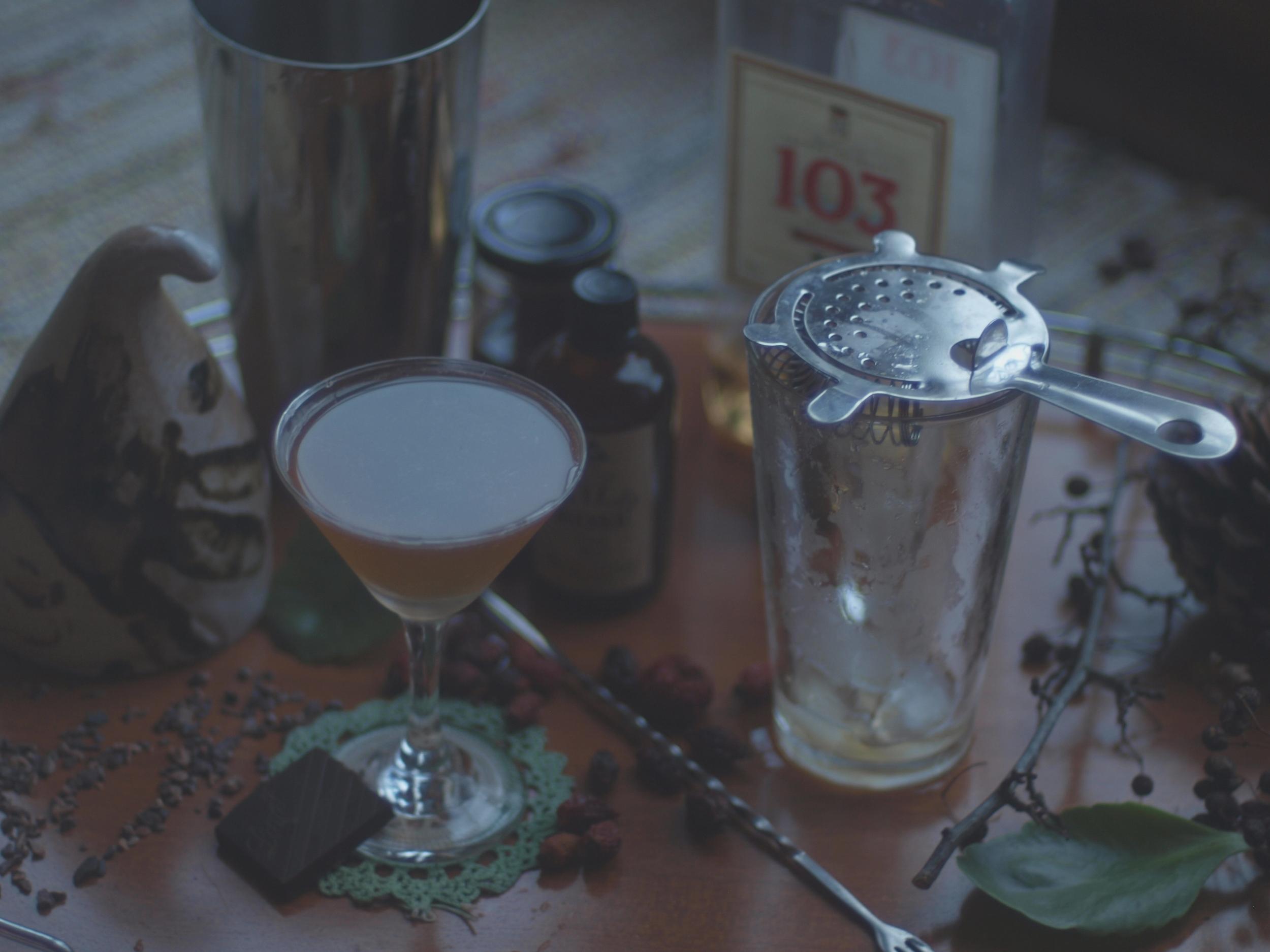 America Village Cocktails